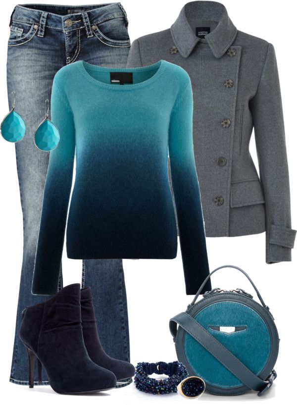 """Easy weekend #4"" by madamedeveria on Polyvore"