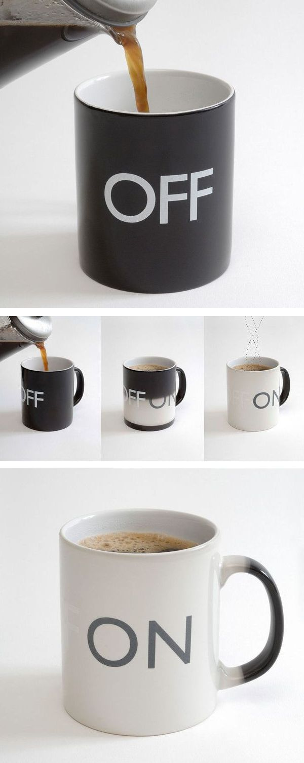 On/Off mug - Damian O'Sullivan http://www.the-cottage-industry.com/#/products/on-off-mug