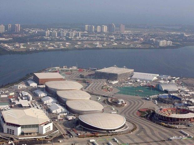 Parque Olímpico (Foto: Olympic.org / Divulgação)