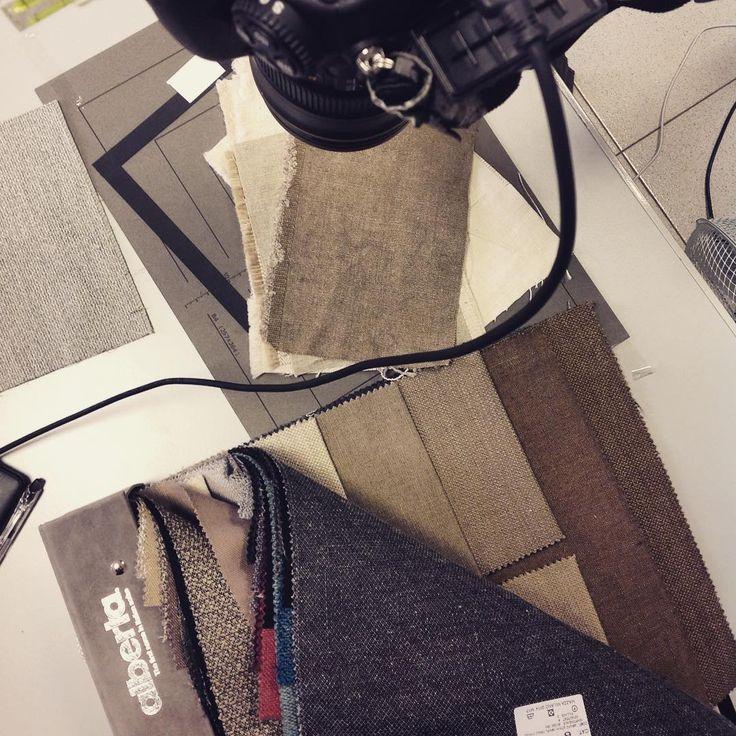Fabrics Shooting Soon Readyon