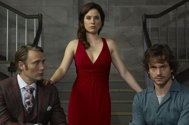 "Which ""Hannibal"" Character Are You?    I GOT HANNIBAL!!!!!!!!!!!!!!!!!!!!!!!!!!!!"