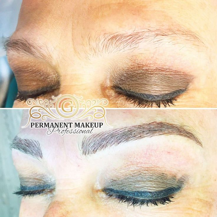 From barely there & whispy to having gorgeous 3D Microbladed Brows! Our client was super happy with this wonderful enhancement 🌟  #chuckthepencil #wakeupwithmakeup #pmuexpert #pmuprofessional #permanentmakeupbyGwendoline #naturallooking