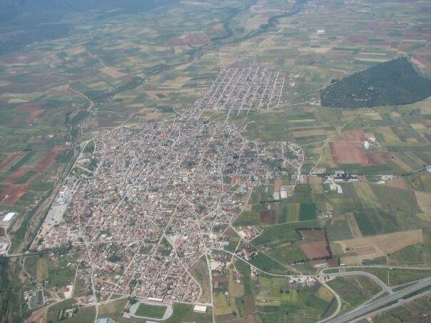 Panoramic View Almyros