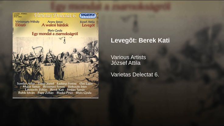 Levegõt: Berek Kati