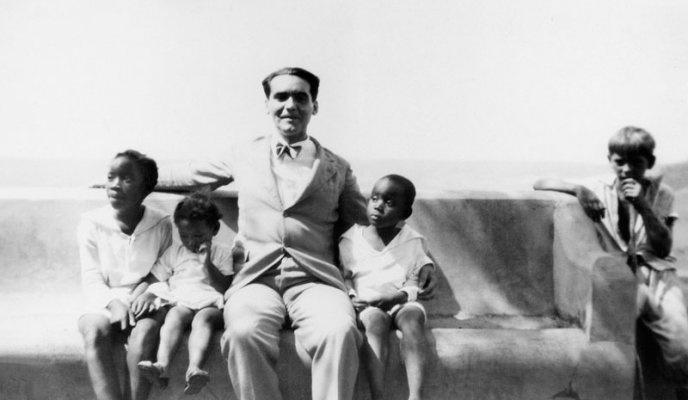 1930. Federico García Lorca a Cuba.