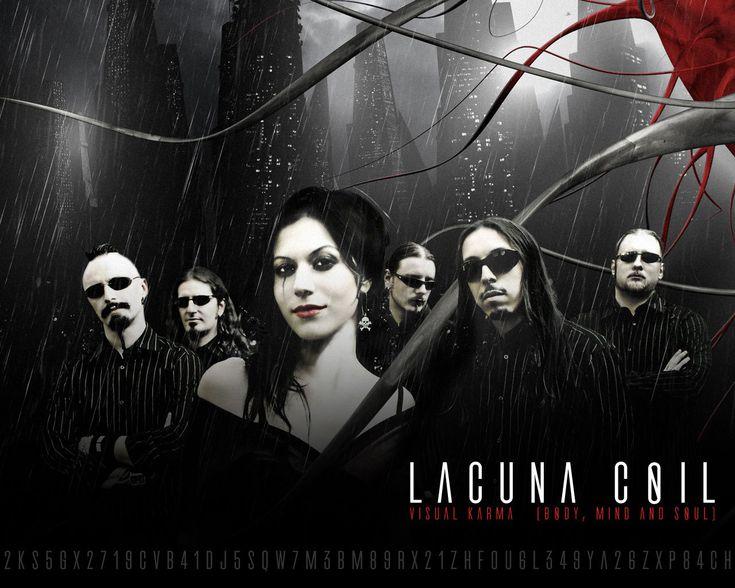 Lacuna Coil: July 2009