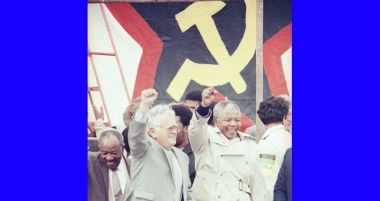 """In Death, as in Life, Truth About Mandela Overlooked: """"By contrast, even in the late 1980's, shortly before the Apartheid regime surrendered to overwhelming global pressure to hand over power, Western leaders saw Mandela and his """"African National Congress"""" in a very different light. """"The ANC is a typical terrorist organization,"""" explained former British Prime Minister Margaret Thatcher. U.S. President Ronald Reagan put Mandela and the ANC on the American terrorist list in the 1980s."""""""