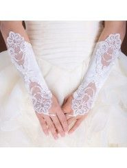 Fingerless Bridal Gloves 001