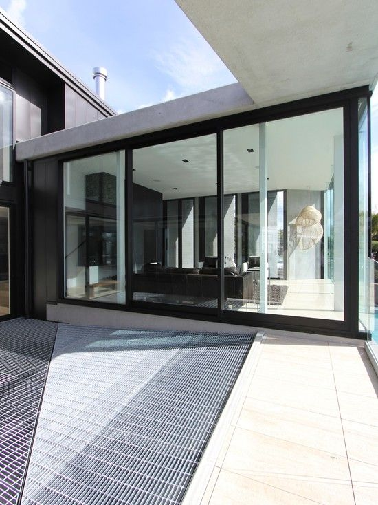 Home Design And Interior Design Gallery Of Contemporary Herne Bay House  Architecture Design Glass Wall