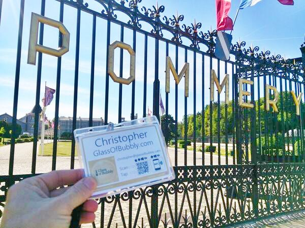 Today we are supporting the team @GlassOfBubbly in Reims at an exclusive #champagne #event with #eventag #socialmedia #smm #socialmediamarketing #networking