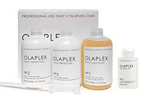 Olaplex Salon intro Kit for Professional Use + Bonus Olaplex Hair Perfector No. 3 - 3.3 oz. Olaplex Salon Intro Kit Perfect for in-salon use. Includes: 1: Olaplex Bond Multiplier No. 1  Read more http://cosmeticcastle.net/beauty-cosmetic-223/  Visit http://cosmeticcastle.net to read cosmetic reviews