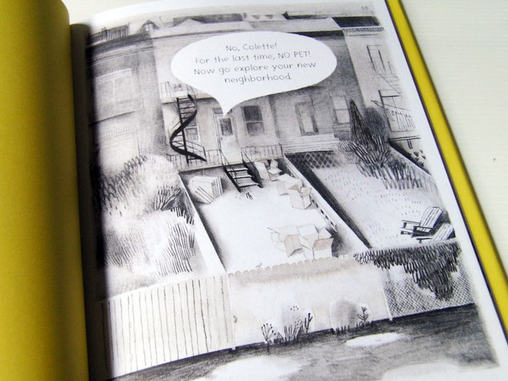 Colette's Lost Pet, by Isabelle Arsenault – Green Tots Club 英文繪本及玩具