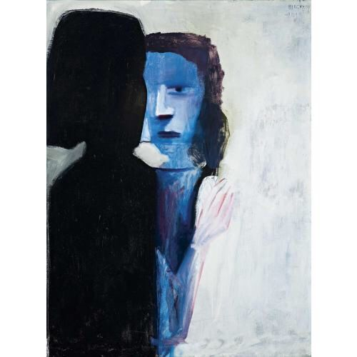 The Gentle Touch Charles Blackman