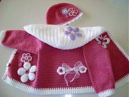Bebeklerimiz Bu Kışı Örgü Modelleriyle Hem Şık Hem Sıcak Geçirecek