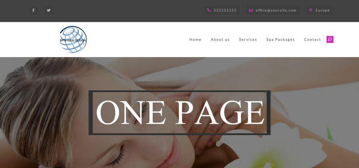 Oferty promocyjne stron internetowych. Strona internetowa - ONE PAGE. Koszt realizacji : 399 zł netto (Promocja trwa do 31-07-2017r.)