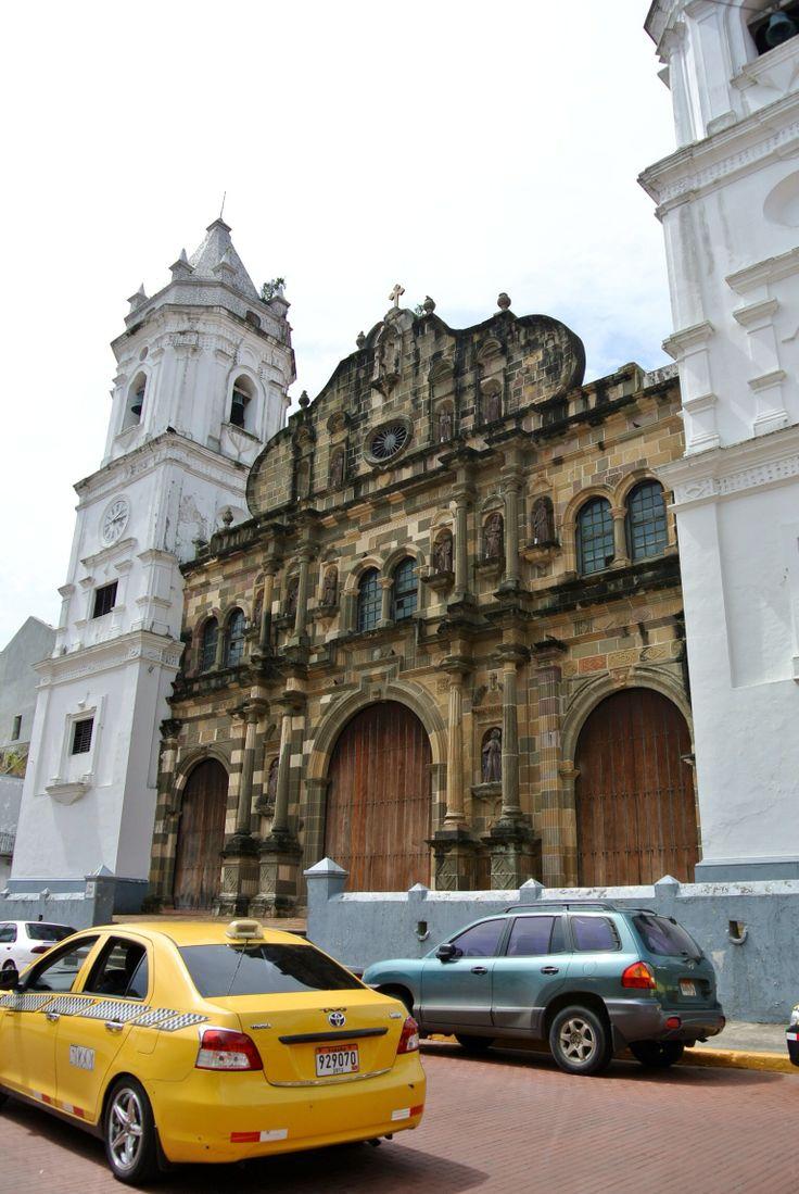 Metropolitan Cathedral in Casco Viejo, Panama