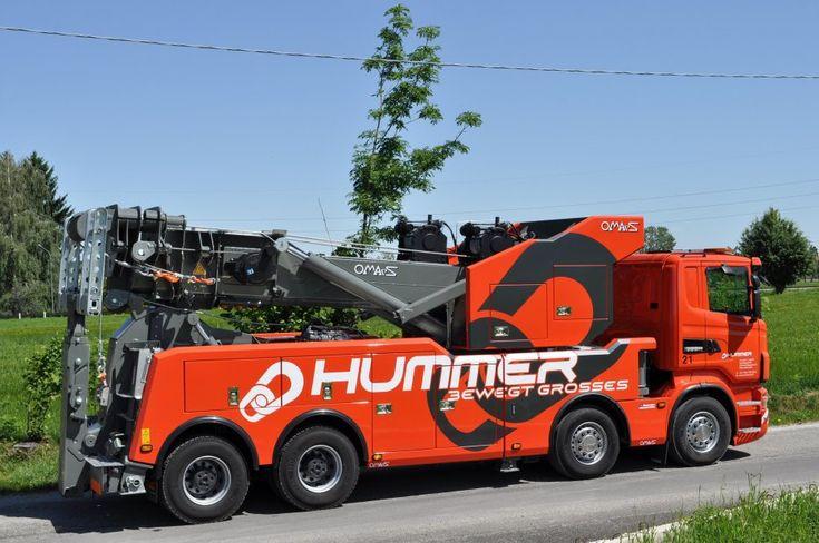 Scania HERMANOS MAYORES - OMARS ESPAÑA