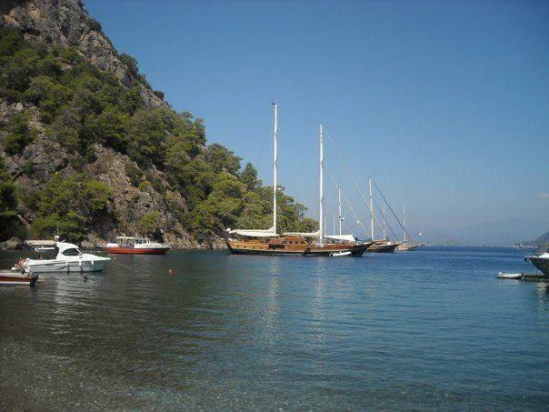 Gulet Cruise Fethiye Turkey