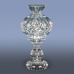 "Waterford Fiona 13"" Hurricane Lamp"