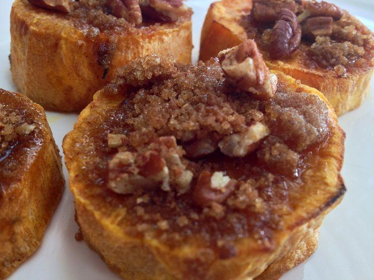 Sweet Potato Rounds | Veggies | Pinterest