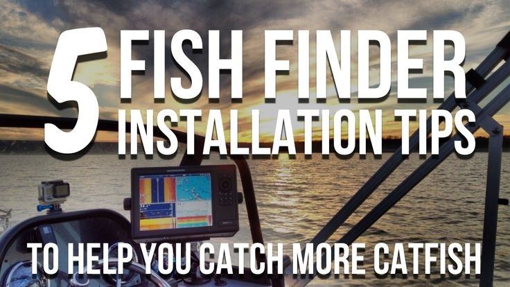 Video: Tips for getting the best performance from your fish finder by making sure it's installed correctly.