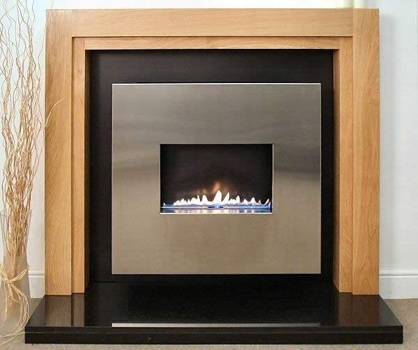 CORONA - Traditional Style Flueless Gas Fireplace. This marvel of modern design is the ideal replacement for a traditional fireplace adding modern linear style to your home. If your property does not have a chimney and you still crave an open flame traditional fireplace then the CORONA is for you.