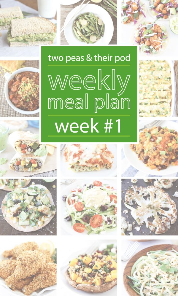 Best 25+ Weekly meal plans ideas on Pinterest Weekly dinner plan - weekly meal plan