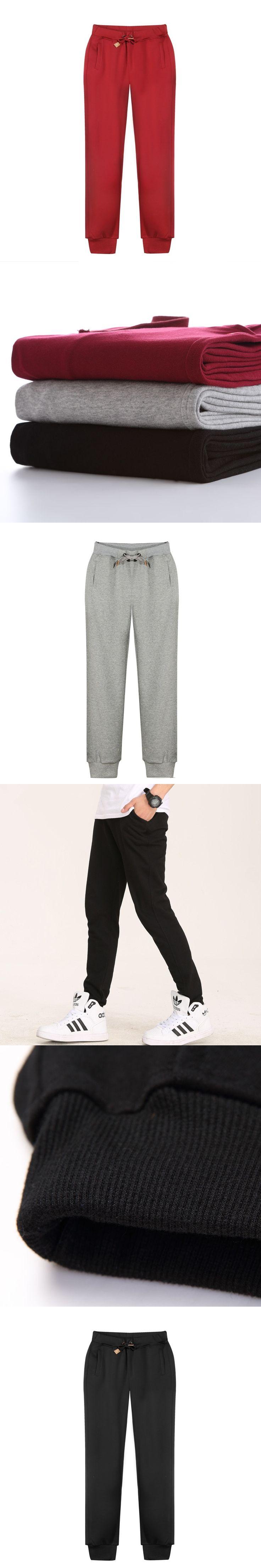 Mens Joggers 2017 Brand Male Trousers Men Pants Casual Sweatpants Jogger Black XXXL homme skinny trousers Workout Pants for Men