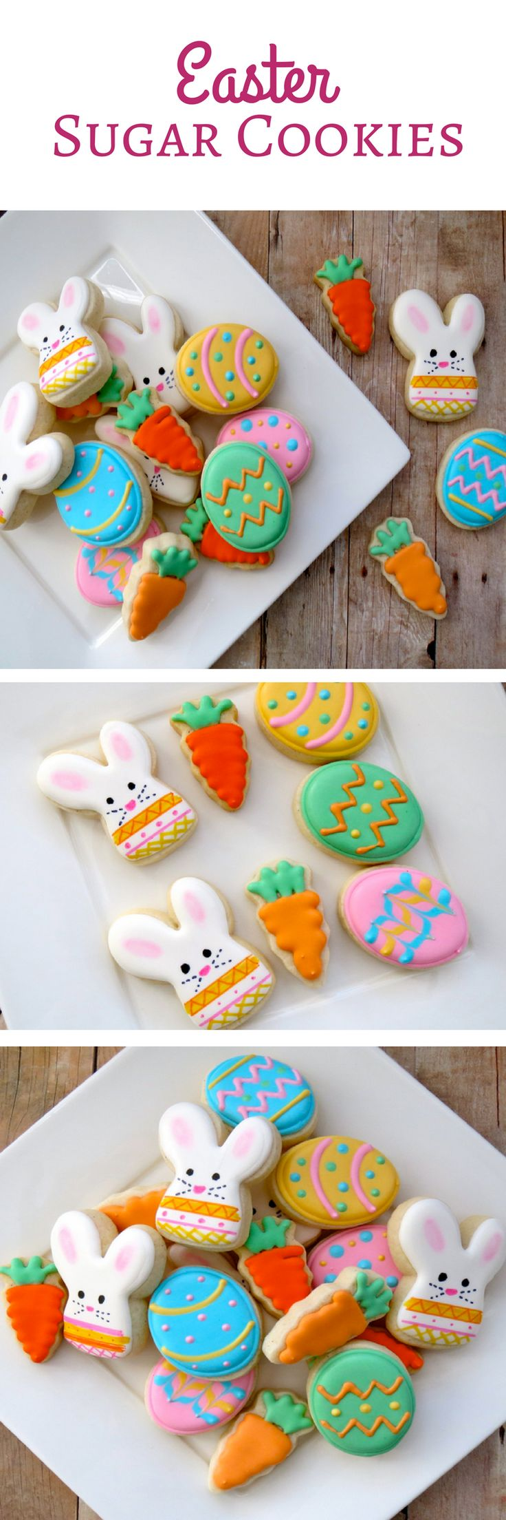 Easter Cookies - Assorted Gift Ideas Easter Basket Idea #affiliate