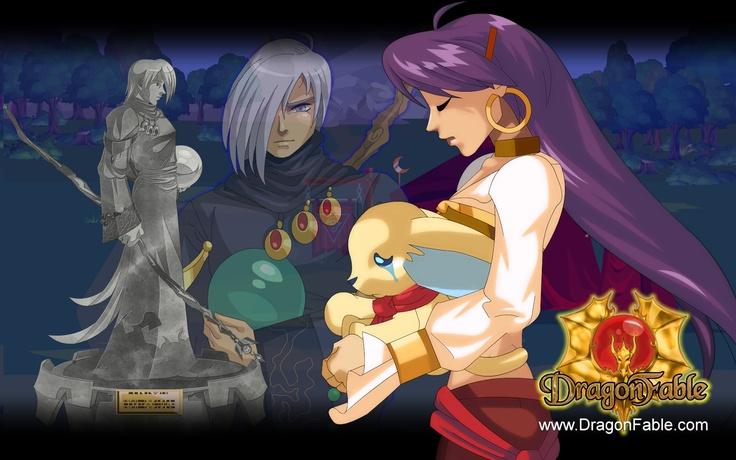 Artix Entertainment Wallpapers! -- DragonFable