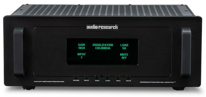 Audio Research REF PHONO 2 SE #audioresearch