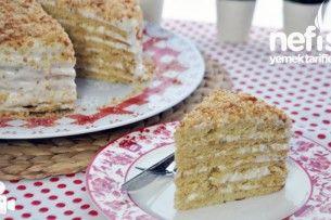 Bal Kaymak Pastası – Nefis Yemek Tarifleri