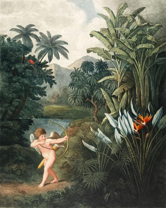 Interior: Temple of Flora (1799-1807)