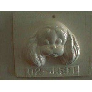 Plaster Fun House - DOG FACE