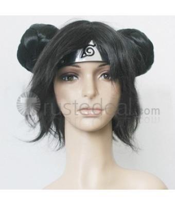 Naruto Tenten Black Cosplay Wig $39.99 -  Anime Cosplay - Trustedeal.com