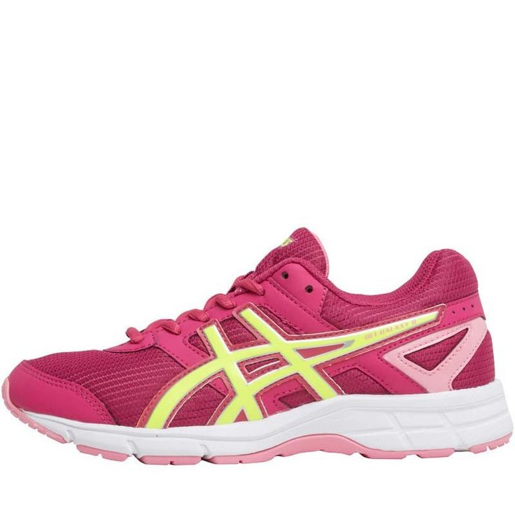 ASICS Junior Gel Galaxy 8 Neutral Running Shoes Asics comfortable lace-up running trainers. http://www.MightGet.com/february-2017-2/asics-junior-gel-galaxy-8-neutral-running-shoes.asp