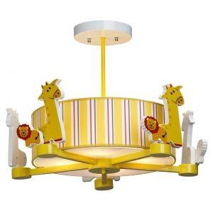 ST Luce SL802.092.03 люстра потолочная (детская) купить в Москве по цене 9049 руб. в интернет-магазине RazSvet.ru