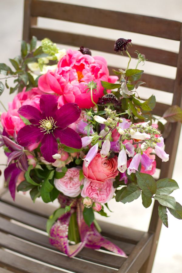 Brombeere - die Hochzeitsfarbe für den Spätsommer und den Herbst ...