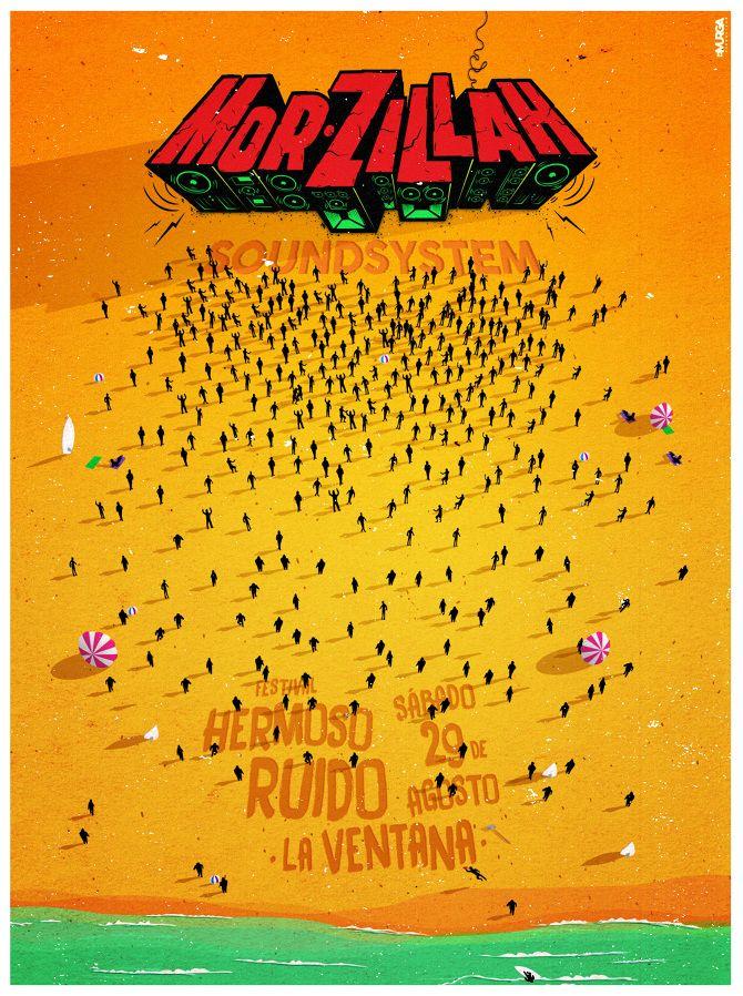 Diseño de Marca/Ilustración - LA MURGA LAB