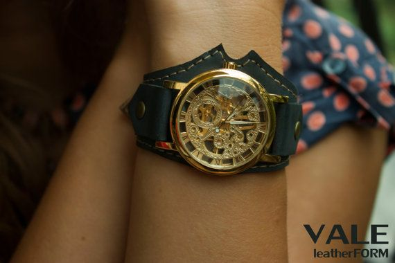 """Watch """"Seawomen""""  Wrist watch is a beautiful everyday fashion accessory. It will suit beautifully to the girl with fine taste and with wish to"""