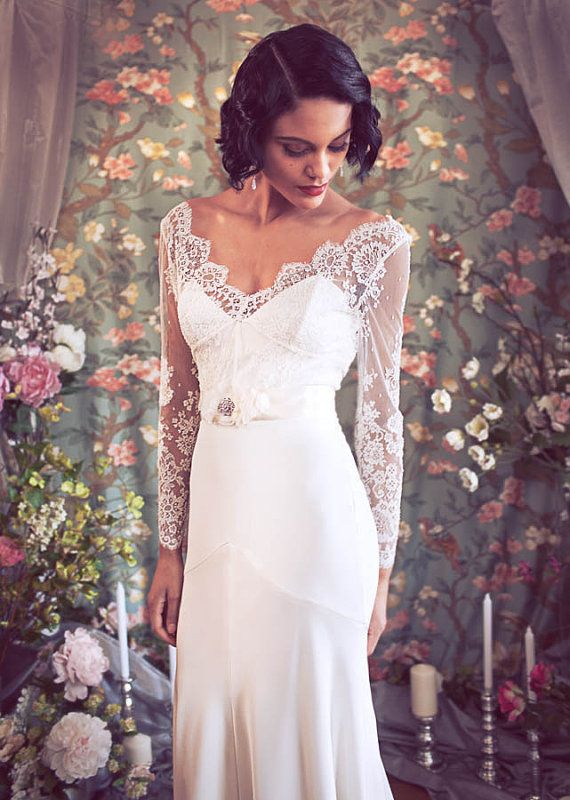 Merind Farm Wedding Lace Dresses