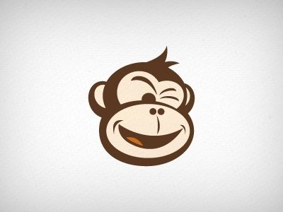 Image result for vector monkey