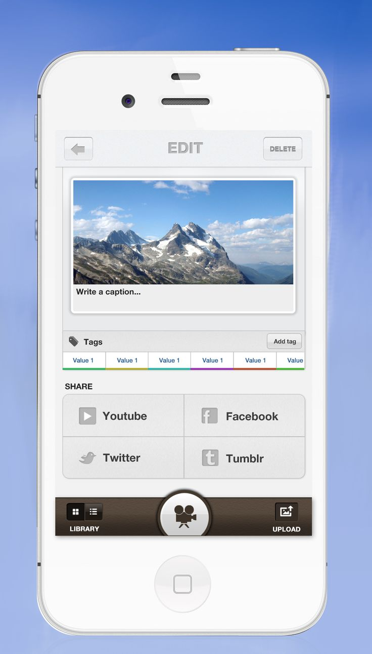 App design by myMonteur by Hency_p