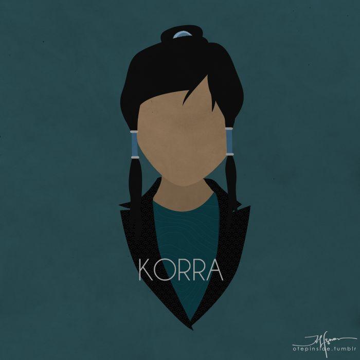 Korra by johnisorena.deviantart.com on @deviantART