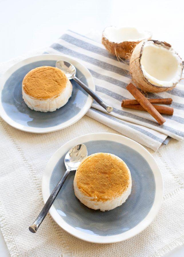The Noshery | Tembleque (Coconut Pudding) | http://thenoshery.com