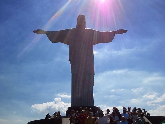 Boutique South America Brazil Rio Christ - Picture Perfect: The Best Photo Spots in South America