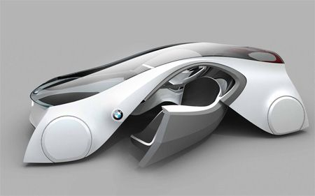 BMW 2015 Concept.  Transportation Design students at Turin-based IED (istituto Europeo di Design), developed in partnership with BMW.