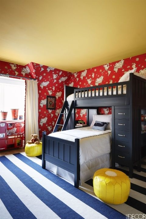 66 best cute kids, chic rooms images on pinterest | children, bunk