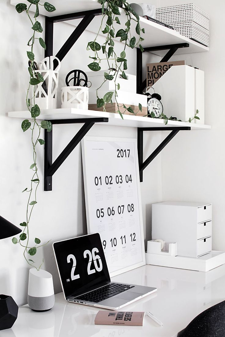 best 25 desk storage ideas on pinterest desk diy small office decor and small office spaces