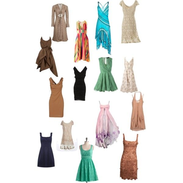 """SN dresses"" by sarahet on Polyvore"